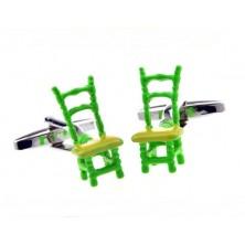 Gemelos con silla