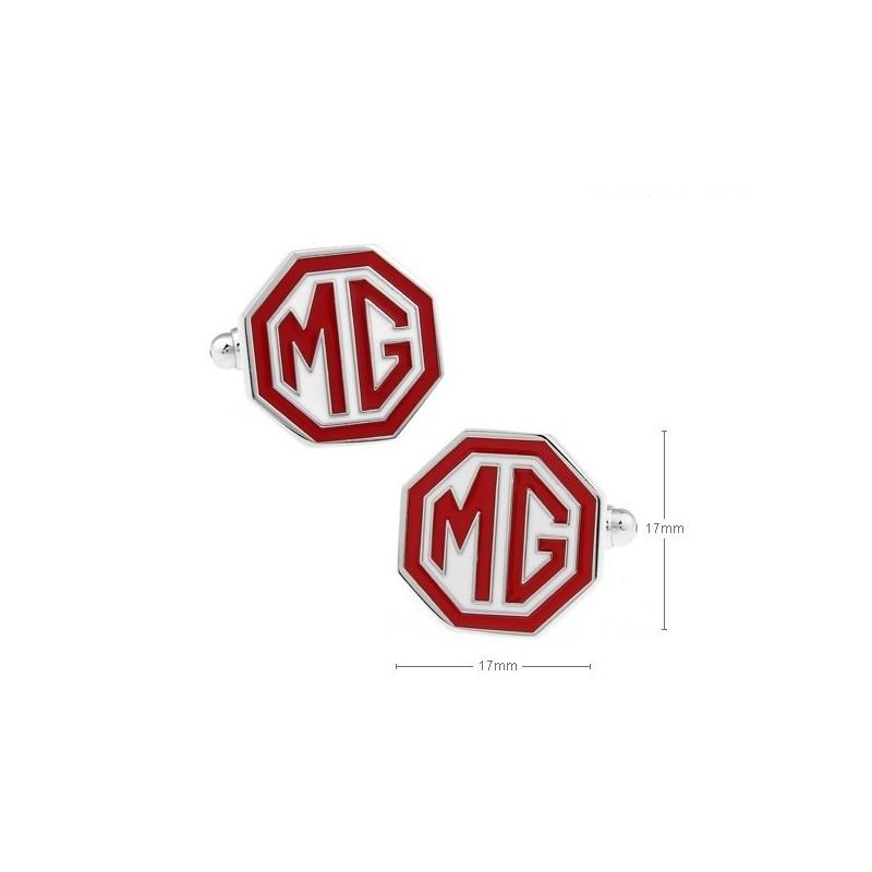 Gemelos auto MG