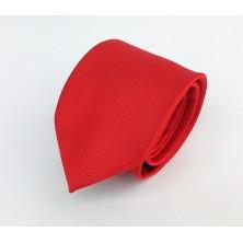 Corbata color liso