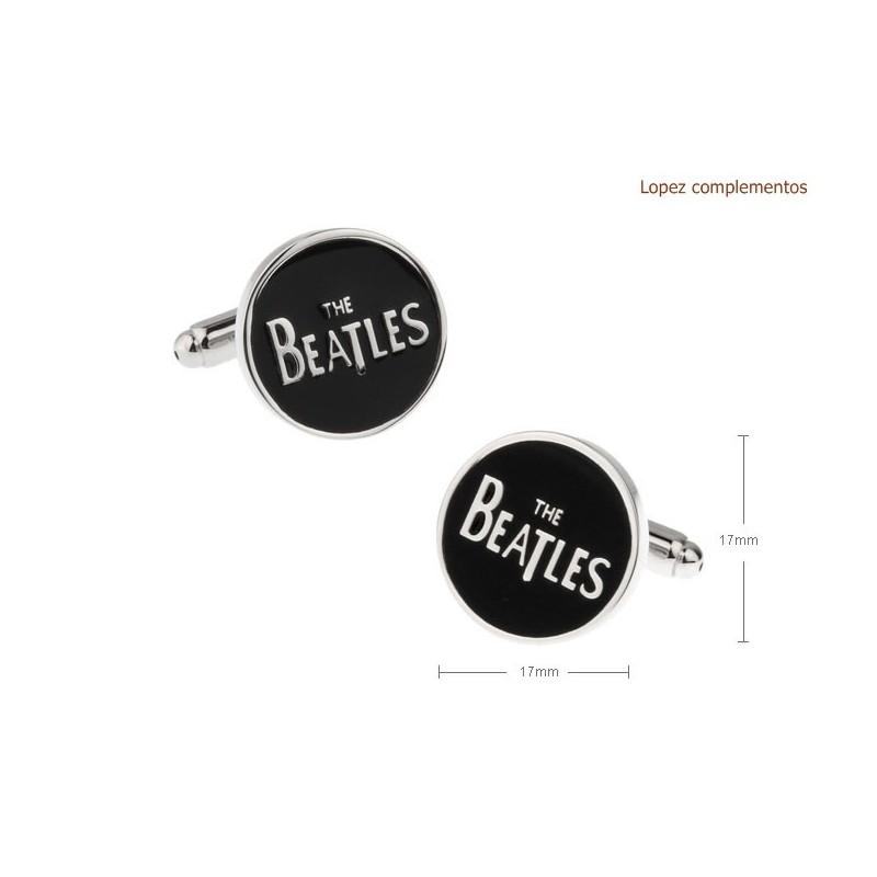 Gemelos con The Beatles