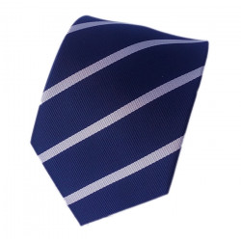 Corbata con rayas