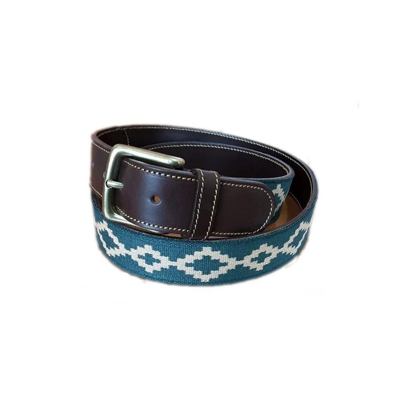 Cinturon argentino guarda pampa verde