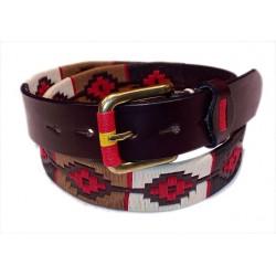 Cinturon Argentino bordado