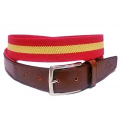Cinturon bandera de España