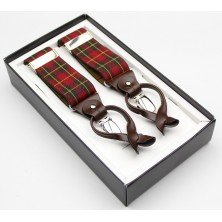 Tirantes doble uso cuadro escoces