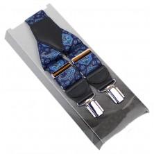 Tirantes de hombre con cashmere