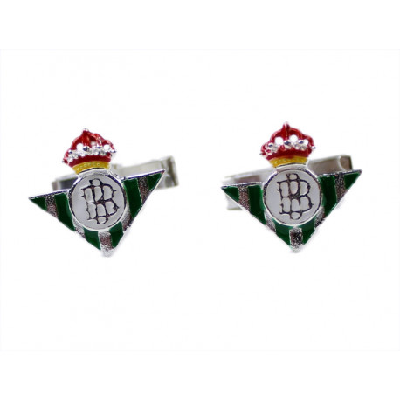 Gemelos escudo del Betis