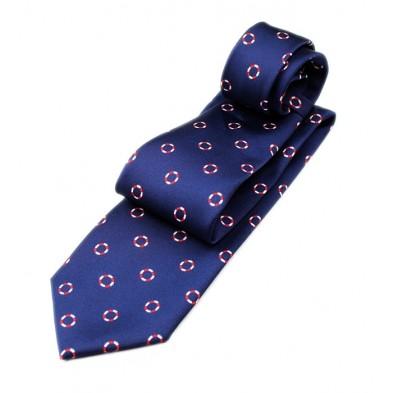 Corbata con salvavidas
