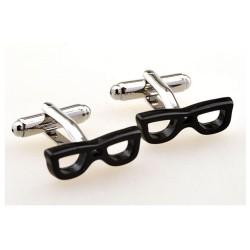 Gemelos con gafas