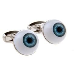Gemelos con ojos